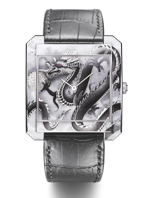 Драконьи часы Piaget Dragon Protocole XXL