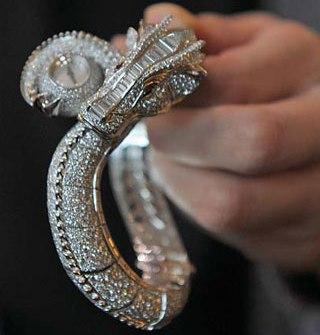 Ручной дракон от Piaget
