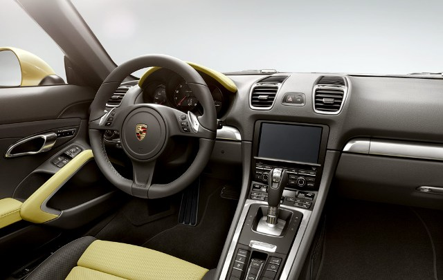 Стильный родстер Porsche Boxster