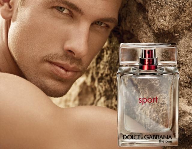 The One Sport - первый спортивный аромат Dolce & Gabbana