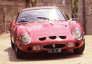 1963 Ferrari 250 GTO продали за  млн
