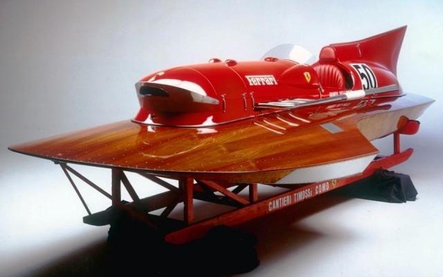 Гидроплан ARNO XI Ferrari продают за $ 1,9 млн