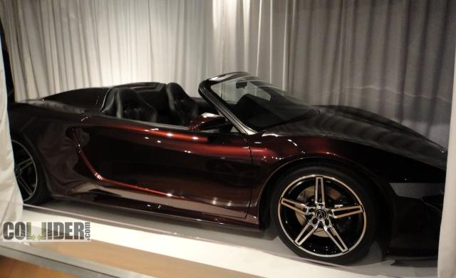 Суперкар Acura Тони Старка продается за $ 9 229 000