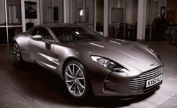 Aston Martin One-77 ждет хозяина за ,85 млн