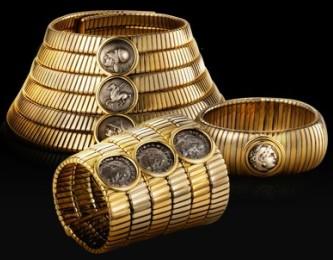 Монетная коллекция Bulgari 2012