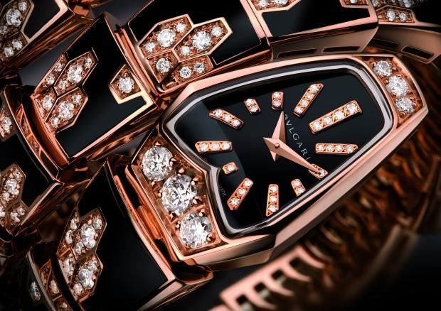 Часы Bulgari Serpenti для BaselWorld 2012