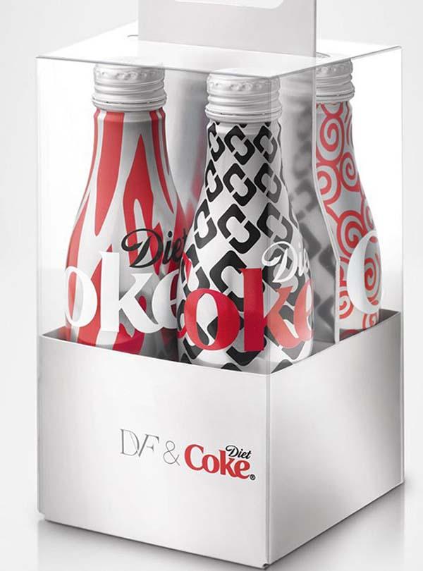 Диетический напиток DVF & Diet Coke на благо женщин