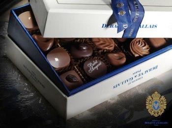 В Дубае самые дорогие конфеты на Ближнем Востоке