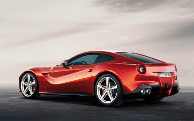 Мощнейший Ferrari F12 Berlinetta