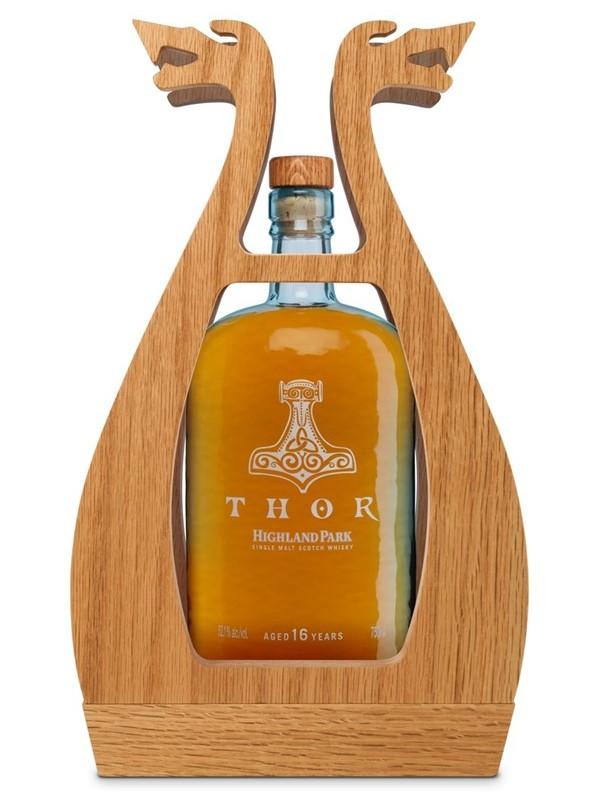 Highland Park Thor - мифология виски