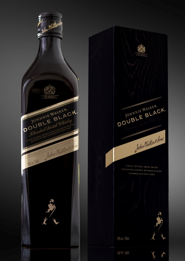 Johnnie Walker Double Black - чернее чёрного