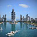 Остров Хазар и самая высокая в мире Башня Азербайджана