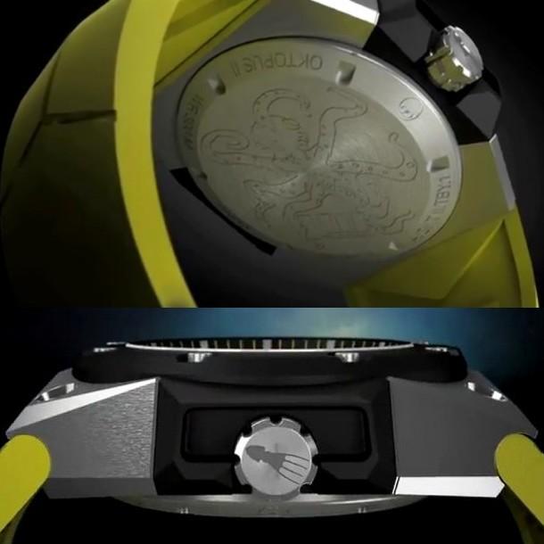 Дайверские часы Linde Werdelin Oktopus II