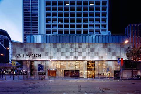 Louis Vuitton: Когда Гонконг – женщина…