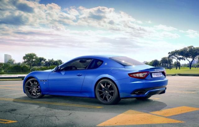 Maserati GranTurismo Sport 2013 для Женевы