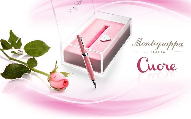 Montegrappa Cuore - с любовью ко Дню св. Валентина