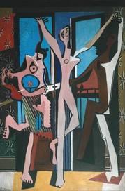 Пикассо и британское искусство