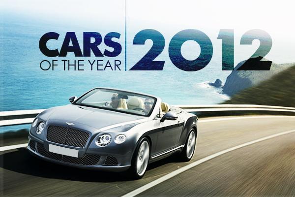 PlayBoy выбирает автомобиль года 2012