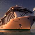 Мегалайнер Royal Princess от Princess Cruises