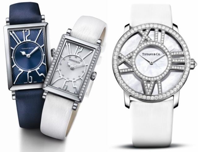 Инсталляция часов Tiffany&Co в ГУМе