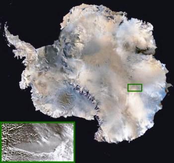 Тайна озера Восток в Антарктиде