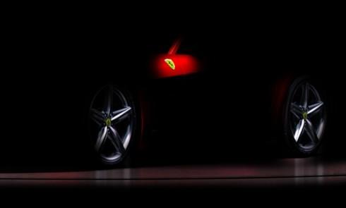 Самый мощный суперкар Ferrari