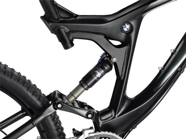 Горный байк BMW Enduro 2012