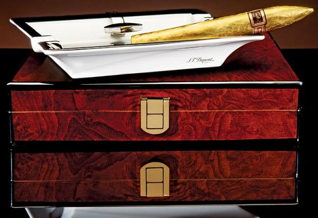 Золотая сигара DM 2 Gold Torpedo