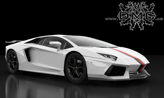 Суперкар DMC Lamborghini Aventador LP900