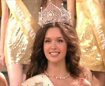 Елизавета Голованова стала Мисс Россия 2012