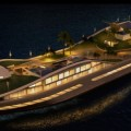 Райская мегаяхта Island (E) Motion от MCM Design