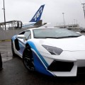 Суперкар Lamborghini Aventador Boeing edition