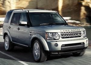 Миллионный Land Rover Discovery