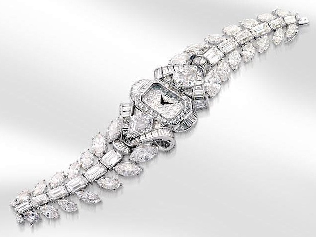 Бриллиантовые часы Mouawad за $ 6,8 млн