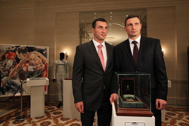 Олимпийская медаль Кличко за $ 1 млн
