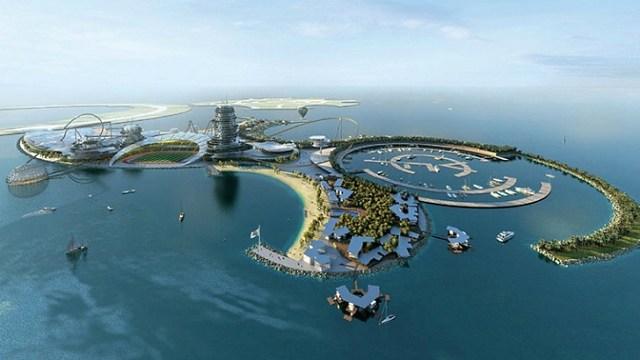 Курорт мадридского Реала в ОАЭ за  млрд