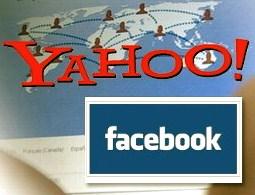 Yahoo судится с Facebook