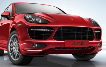 Porsche Cayenne GTS – круче, быстрее, сильнее