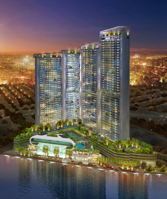 Acqua Livingstone - новый Эдем в Маниле