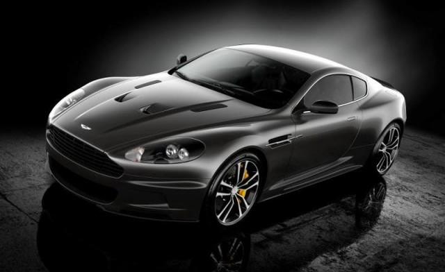 Aston Martin DBS Ultimate в честь 100-летия бренда