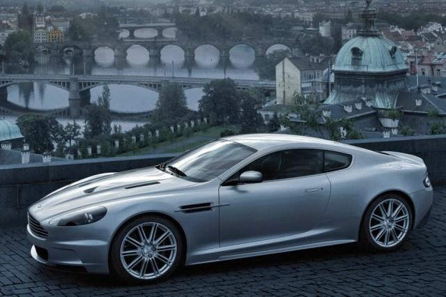 Уникальный Aston Martin к 100-летию бренда