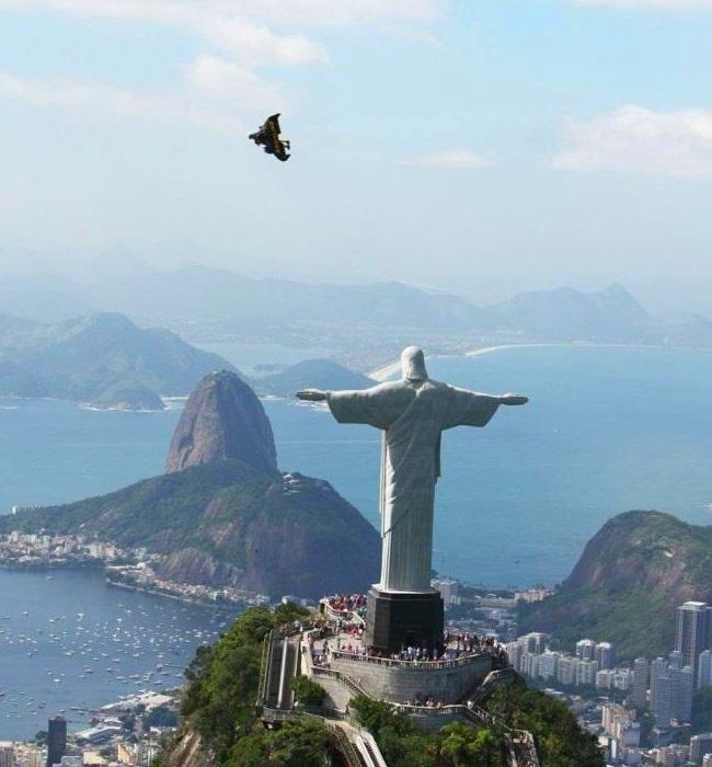 Ив Росси покорил Рио