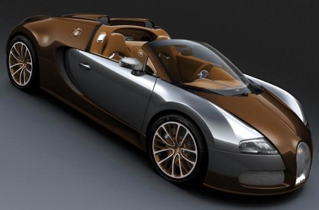 Карбон и шоколад в новом Bugatti