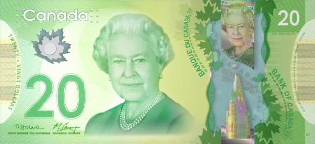 Порноскандал с канадским долларом