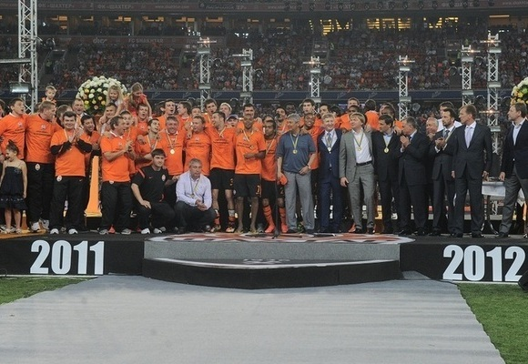Шахтер - чемпион Украины