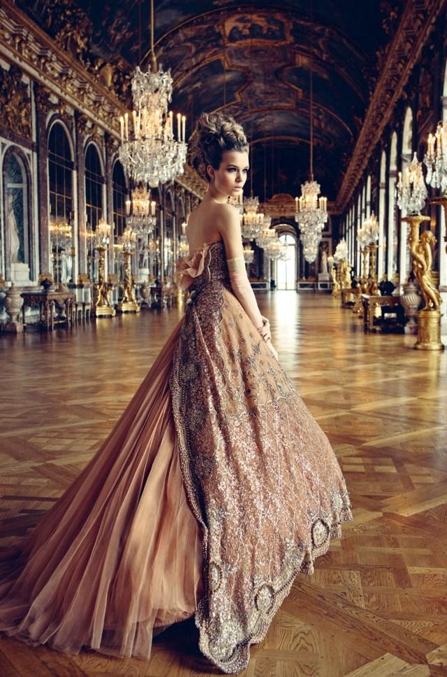 Фильм Dior Secret Garden – Versailles