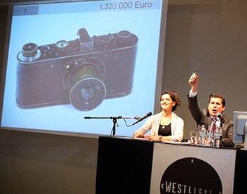 Фотокамера Leica 1923 установила мировой рекорд