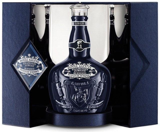 Королевский виски Royal Salute Diamond Edition Jubilee Limited