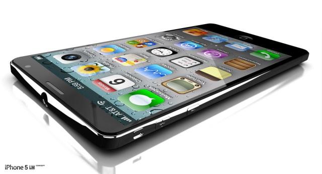 iPhone 5 в корпусе LiquidMetal