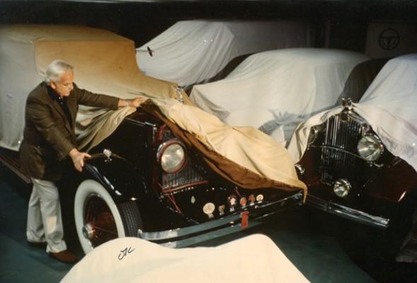 Коллекция автомобилей князя Монако Ренье III уйдет с молотка